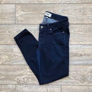 Paige Verdugo Ankle Skinny Jeans Sz 28